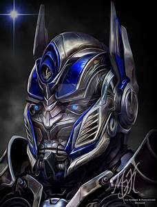 Transformers: AOE - Optimus Prime Face by MessyArtwok on ...