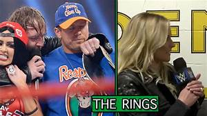 renee young and dean ambrose recently got married With dean ambrose wedding ring