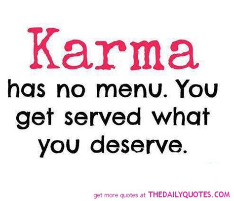 famous quotes  karma quotesgram