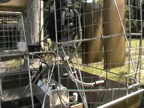 Airboat Exhaust by Mini Airboat X Pipe Exhaust