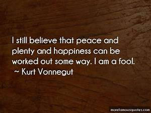 Peace And Plent... Peace And Plenty Quotes