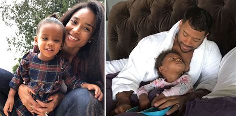 russell wilson family wife ciara daughter parents