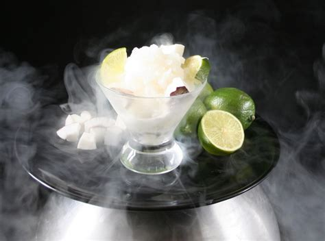 azote liquide cuisine