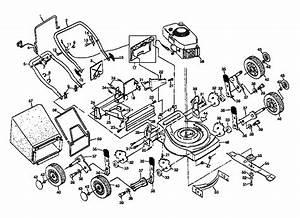 Sears Craftsman Manual Lawn Mower