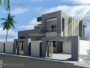 Cloture Maison Moderne : cloture maison moderne tunisie clotures de confortable ~ Melissatoandfro.com Idées de Décoration