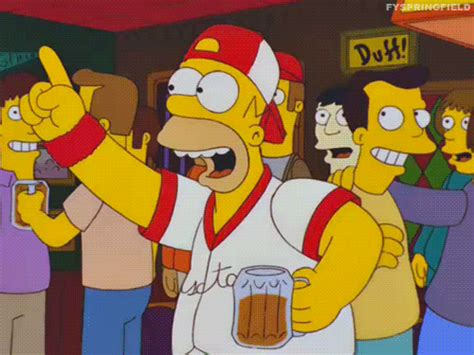 gif find on giphy happy homer gif find on giphy Homer