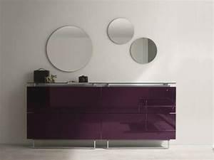 Meuble A Chaussure Pas Cher : meuble chaussures violet ~ Teatrodelosmanantiales.com Idées de Décoration