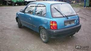 Nissan Micra 1995 : 1995 nissan micra 1 0 car photo and specs ~ Medecine-chirurgie-esthetiques.com Avis de Voitures