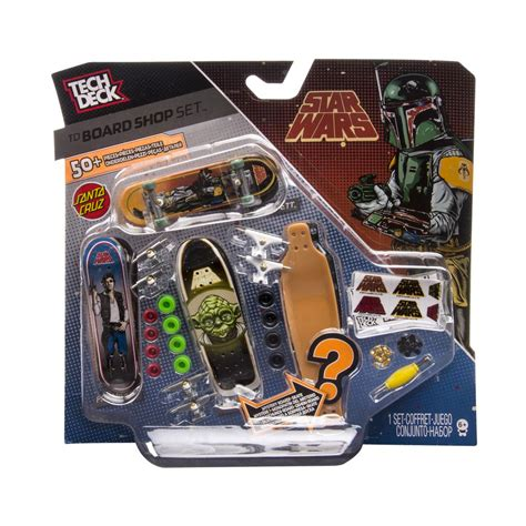 Spin Master  Tech Deck Tech Deck Board Shop  Star Wars