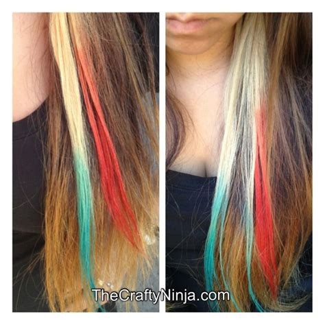 72 Best Images About Kool Aid Hair Dye On Pinterest My