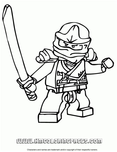 Get This Online Lego Ninjago Coloring Pages 883933