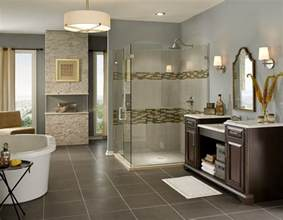 bathroom paint colors can be combined with brown tile mike davies s home interior furniture