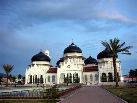 masjid raya baiturrahman samiaji bintang
