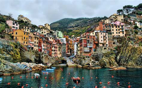 Gallery Of Cinque Terre Italy Hd Wallpaper And Background