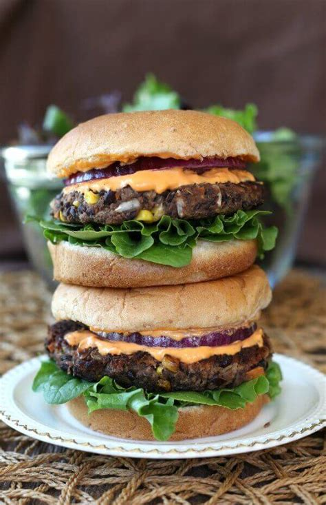 black bean burger recipe bean burger recipe
