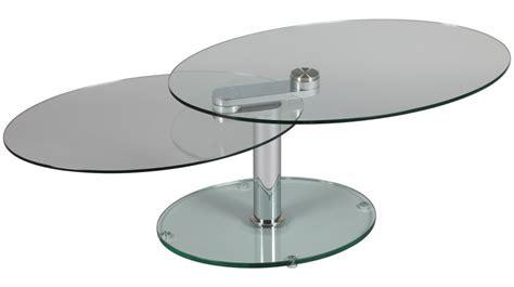 canapé convertible moins cher table basse ovale en verre table basse design pas cher