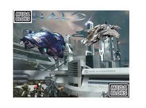 Halo Mega Bloks Set 2016 Ideas