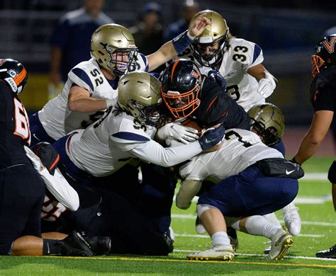 Vacaville High Football Team Ousted From Playoffs By Elk