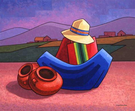 pintura boliviana buscar con im 225 genes de cuadros famosos disfrutar peruvian