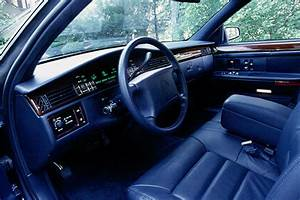 1994 Cadillac Seville Interior