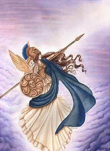 Athena on Pinterest