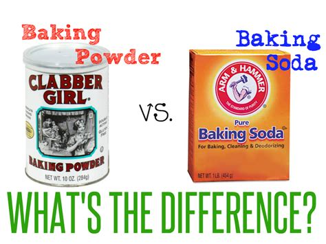 what is baking soda baking soda and baking powder what s the difference