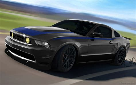 ford mustang  sema   wallpapers hd wallpapers id