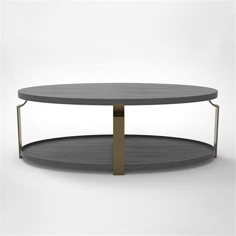 dakota coffee table oval loom furniture loom furniture