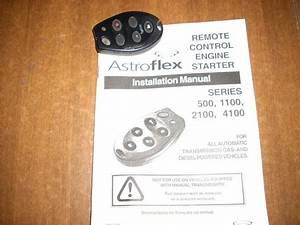 Astroflex Remote Car Starter North Regina  Regina