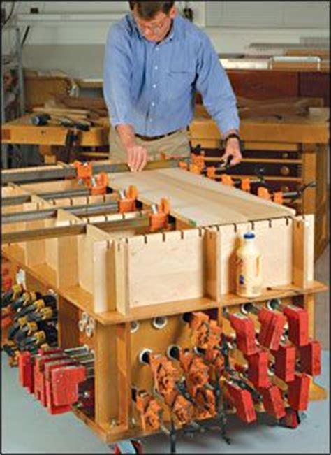 clamping table woodworking   blog