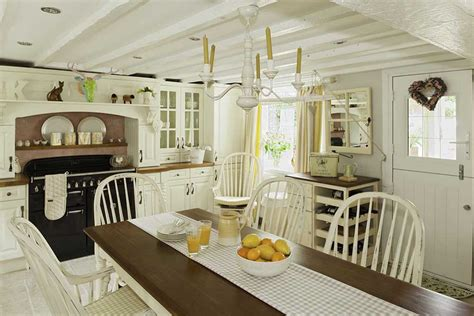 Country Cottage Kitchen  Interiors Photography By Anthony