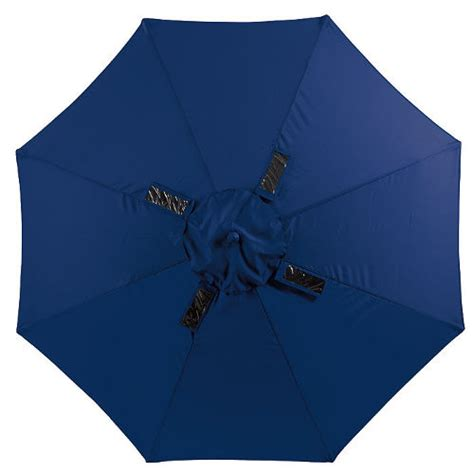 9 solar powered patio umbrella with usb ports