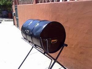 Fabriquer Un Barbecue Avec Un Bidon : faire un barbecue avec un baril en 5 tapes baril barbecue et comment faire ~ Dallasstarsshop.com Idées de Décoration