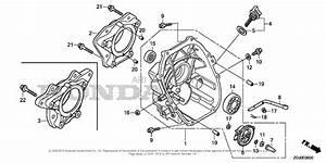 Honda Engines Gxr120rt Krdp Engine  Tha  Vin  Gccdt