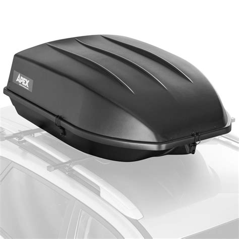 Best Roof Cargo Box Apex Rtb 18 Roof Box Cargo Storage Carrier And