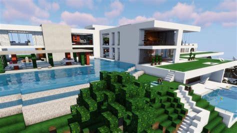 cool minecraft houses ideas    build pcgamesn