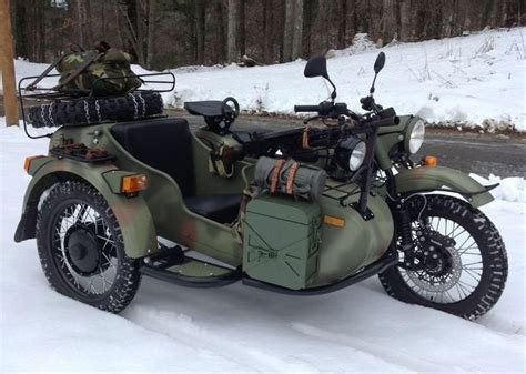 Modification Ural Gear Up by Ural Ural Gear Up Moto Zombdrive