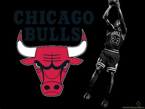 Widescreen Chicago Bulls by Michael Chicago Bulls Wallpaper Basketball