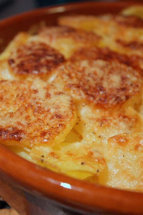 recettes boursin cuisine gratin de pommes de terre au boursin cuisine chez requia