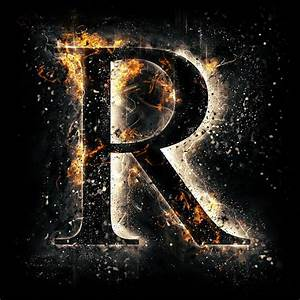 Stylish R Letter Wallpapers Backgrounds | Wallpaper sportstle