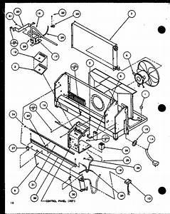 Amana 265v  4 0kw Air Conditioner Parts