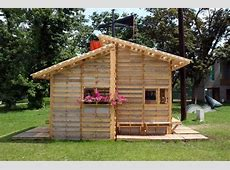Shelter Houses Made Easy with Wood Pallet – Wood Pallet Ideas