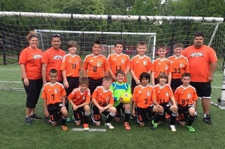 Linden Lightning Youth Soccer completes successful season ...