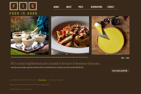 cuisine site 7 tips tricks to creating a gorgeous restaurant website