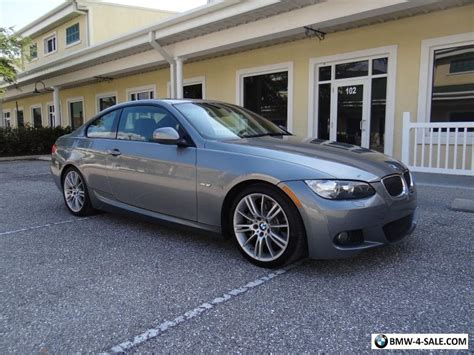 2010 Bmw 3-series 335i Coupe M Sport Pkg For Sale In