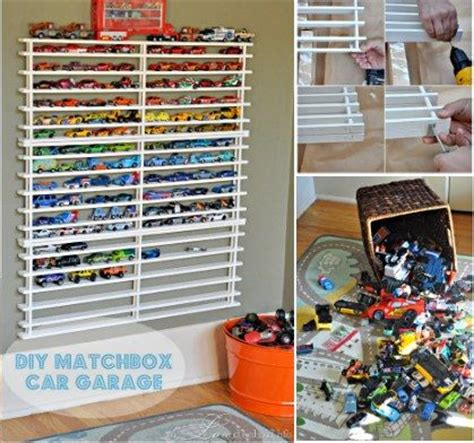 Diy Matchbox Car Garage Pictures, Photos, And Images For