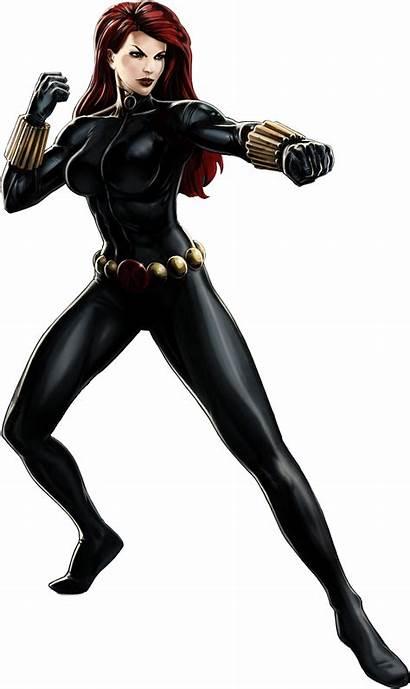 Widow Marvel Comic Classic Romanova Natalia Avengers