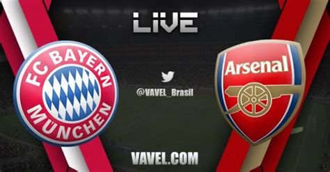Arsenal FC » Record against Bayern München