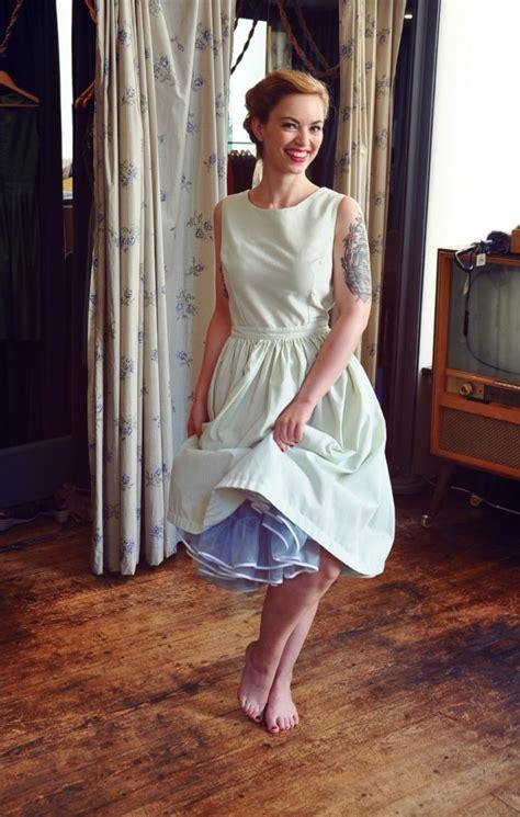 Die 50er Mode by Kleider 50er Jahre Mode Trendige Kleider F 252 R Die Saison 2018