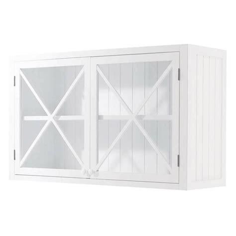 meuble vitré cuisine meubles cuisine haut coin de la maison